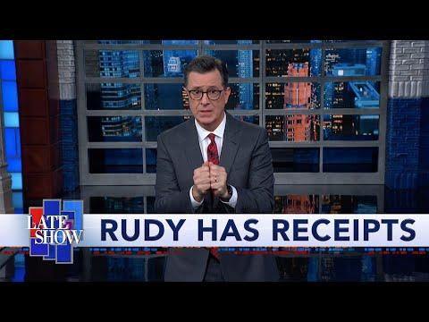 Rudy Giuliani Is