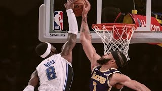 Best Blocks, Rejections and Swats! NBA 2019-2020 Season Part 4