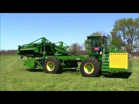 Vogel Engineering Self Propelled Hay Mower Discbine