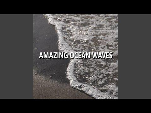Gentle Coastline Ocean Waves