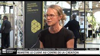 Remettre le client au centre de la création : interview de Virginie Gloria, architecte