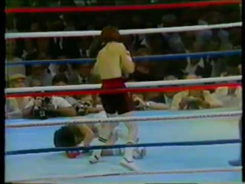 "Danny ""Little Red"" Lopez vs Juan Malvares (1978)"