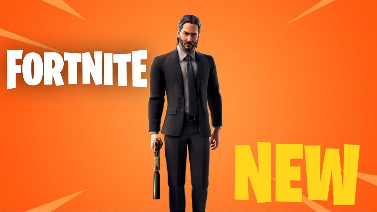 Fortnite Update 9.01 Patch Notes: John Wick Leak, Tactical Assault Rifle, More