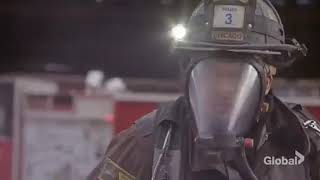 Chicago fire season 6 episode 1 opening scene