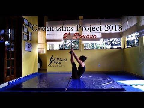 [Gymnastics 2018] Week 5 - Core Training
