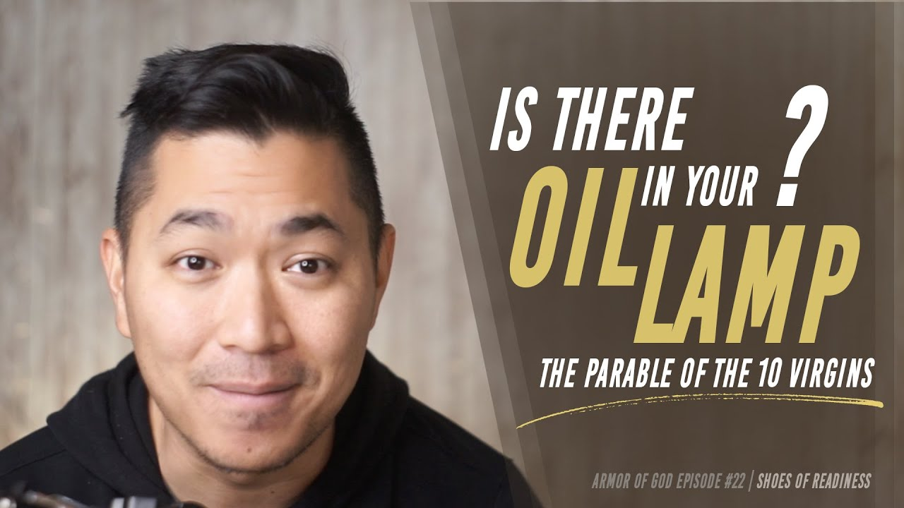 """Download The Parable of the 10 Virgins -- """"Is there oil in your lamp?"""" [AOG22]"""