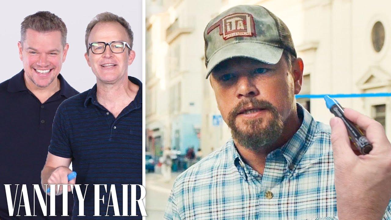 'Stillwater' Director Tom McCarthy Breaks Down a Scene with Matt Damon