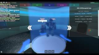 "ROBLOX Starship Roleplay Gameplay: ""Sono un ROBOT!"""