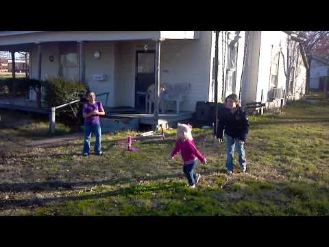Playing Tag in Wills Point, TX