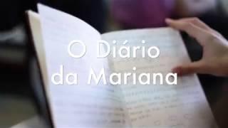 Bastidores A Casa de Vento - O DIÁRIO DE MARIANA