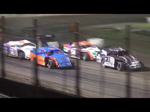 Mid Summer Madness Sport Mod B-Main 1 West Liberty Raceway 8/11/18