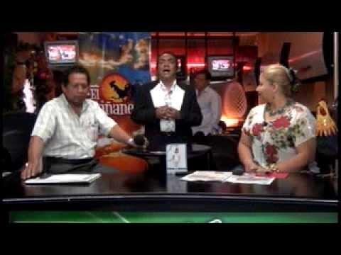 """Jose Daniel """"El Adivino"""" (entrevista en canal local)"""