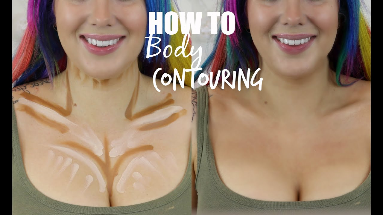 Body Contouring! | Jade Madden - YouTube