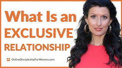 Exclusive Relationship: What Is Exclusive Dating And When To Be Exclusive