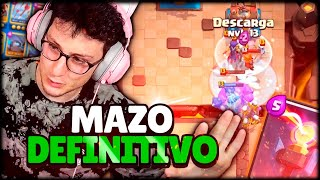 ¿¡ SERA ESTE EL MAZO DEFINITIVO ?! - Clash Royale - WithZack