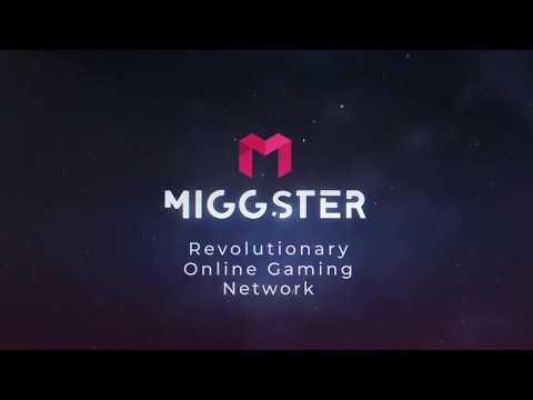 Miggster -  Игровая платформа. Официальный партнёр компании CROWD1