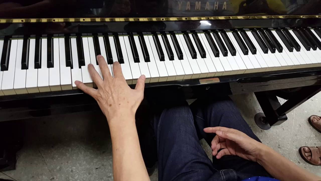 彈琴的要領 模型先建立起來