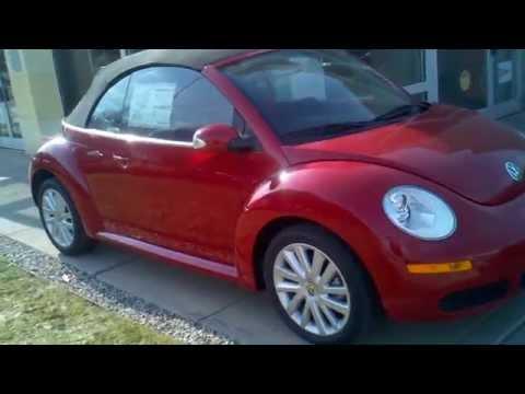 VW Dealer Serving Hartford | 2010 Volkswagen Beetle Convertible Near Hartford CT