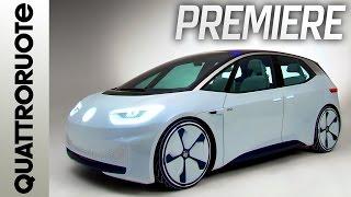 Nuova Volkswagen I.D. elettrica e autonoma | Quattroruote Exclusive Premiere