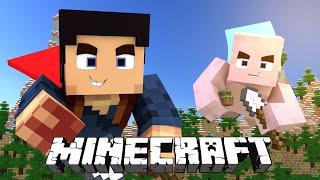 Minecraft #8  - Construções IRADAS e as SUPER FERRAMENTAS