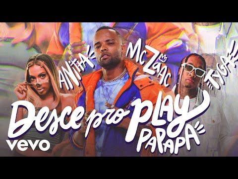 Mc Zaac, Anitta & Tyga - Desce pro Play scaricare suoneria