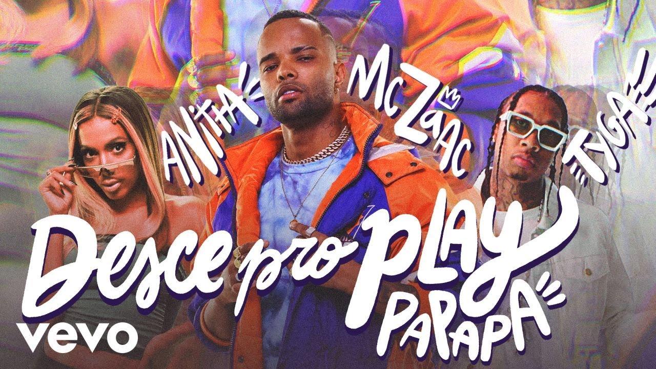 MC Zaac, Anitta, Tyga - Desce Pro Play (PA PA PA) (Official Music Video)