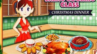 Nấu 4 Món Ăn Giáng Sinh [christmas Dinner Saras Cooking Class]