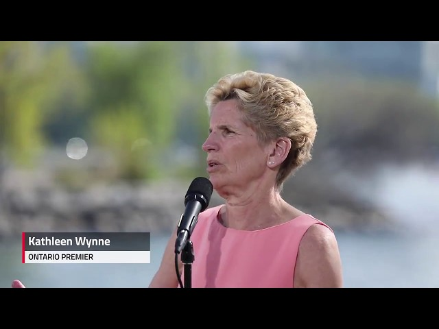 Ontario Premier Kathleen Wynne says she trusts police will find the attackers involved in Thursday's explosion in Mississauga, Ont., that left 15 injured. Ontario's political leaders weighed in on Friday.