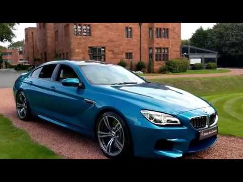 BMW 6 Series M6 GRAN COUPE