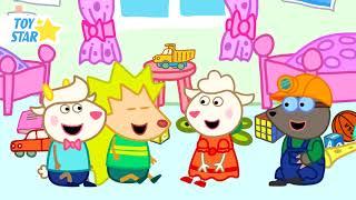 Dolly e amigos. | Novo desenho animado para crianças. | compilação #60