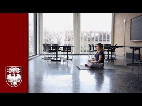 Coping with Trauma through Yoga & Holistic Healing—Juliet Gutierrez: SSA Students Tell Their Stories