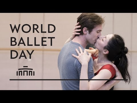 World Ballet Day 2017 – Dutch National Ballet