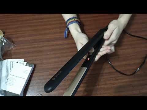 Щипці для волосся Vitek VT-2317 Black