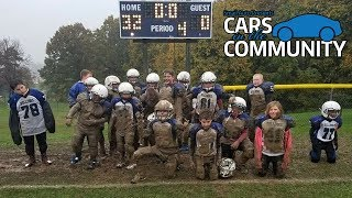 South Greensburg Bulldogs Youth Football 2017 - Smail Cars in the Community