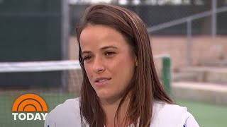 This Tennis Star's Dentist Discovered Rare Form Of Cancer | TODAY