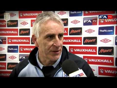 England U17 2-1 Slovenia U17 : Post Match reaction