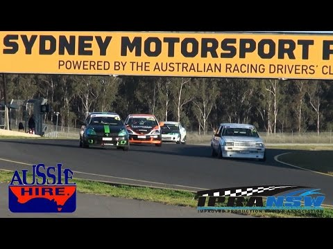 Improved Production Car Racing Under 2 Litre NSW 2016 Round 4 Races 3&4 Sydney
