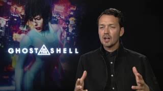 """Intervju: Rupert Sanders Om Arbetet Med """"Ghost In The Shell"""""""