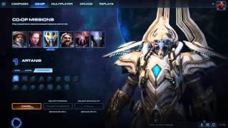 StarCraft ll - Legacy of the Void - Co-op Missions Preview -  Русский язык (Игра)