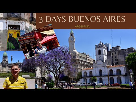 6 days in Buenos Aires