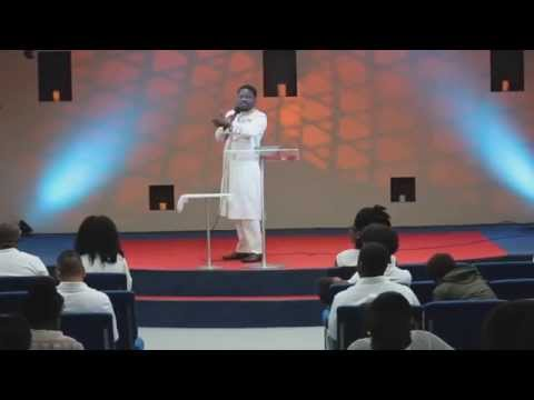 TheLevite Fletcher Narh preaches in Texas