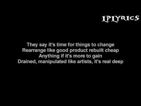 Linkin Park ft. Rakim - Guilty All The Same [Lyrics on screen] HD