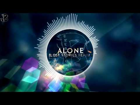 Alan Walker Alone Lost Stories Remix | Official Music Video | B creations