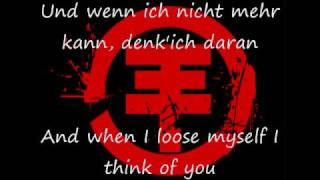 tokio hotel durch den monsun lyrics