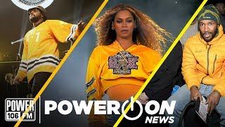 Beyoncé Drops 'Homecoming' Documentary + ScHoolboy Q Teases New Album 'CrasH Talk'