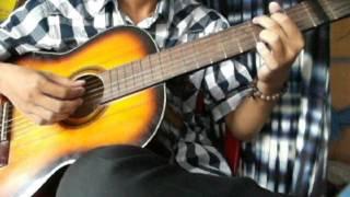 Bèo dạt mây trôi - (guitar cover) Tín Cmemo