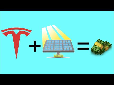Tesla + 5 Solar Stocks To Watch