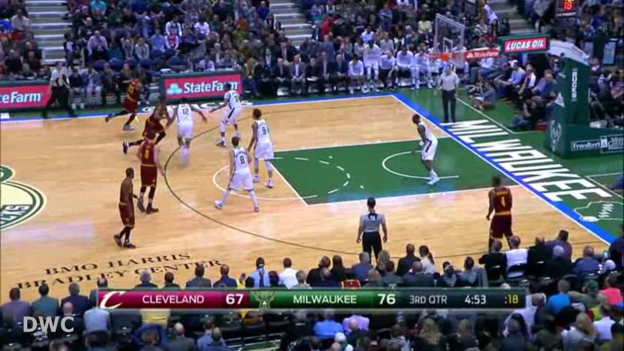 Jabari Parker Defense On LeBron James, November 29, 2016 ... Jabari Parker Lebron James