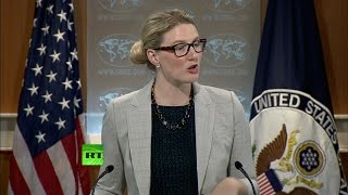 State Dept. accuses Russia of firing artillery into Ukraine, refuses to provide any evidence thumbnail