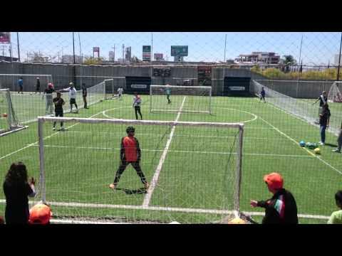 Torneo de Porteros Cuarta Participación Misael Torres